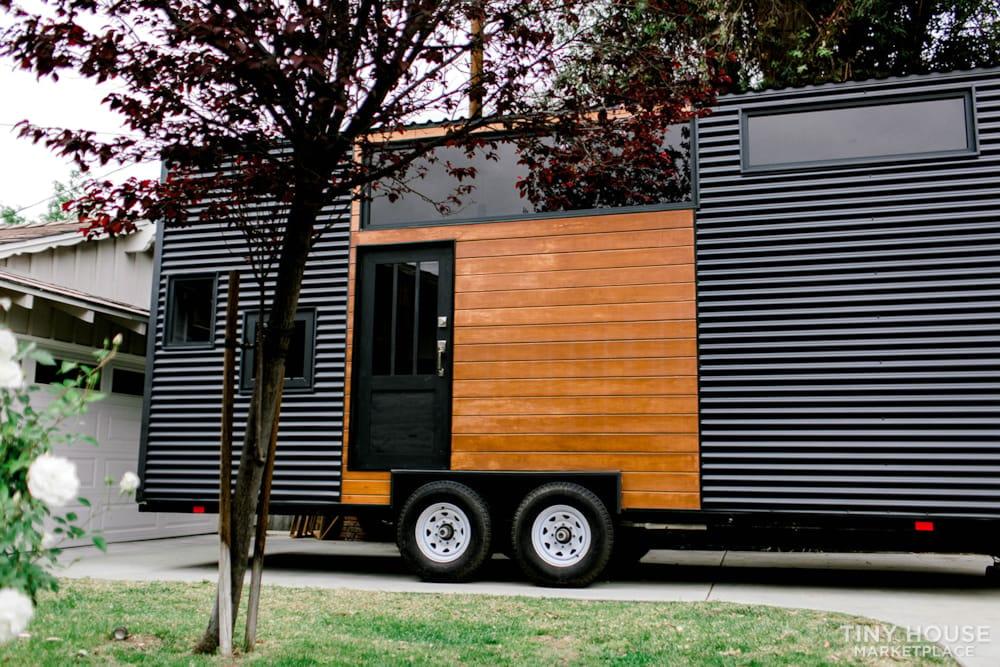 24x8 Luxury Tiny Home on Wheels - Tiny Topanga - Slide 8