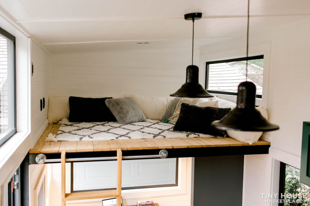 24x8 Luxury Tiny Home on Wheels - Tiny Topanga - Slide 9