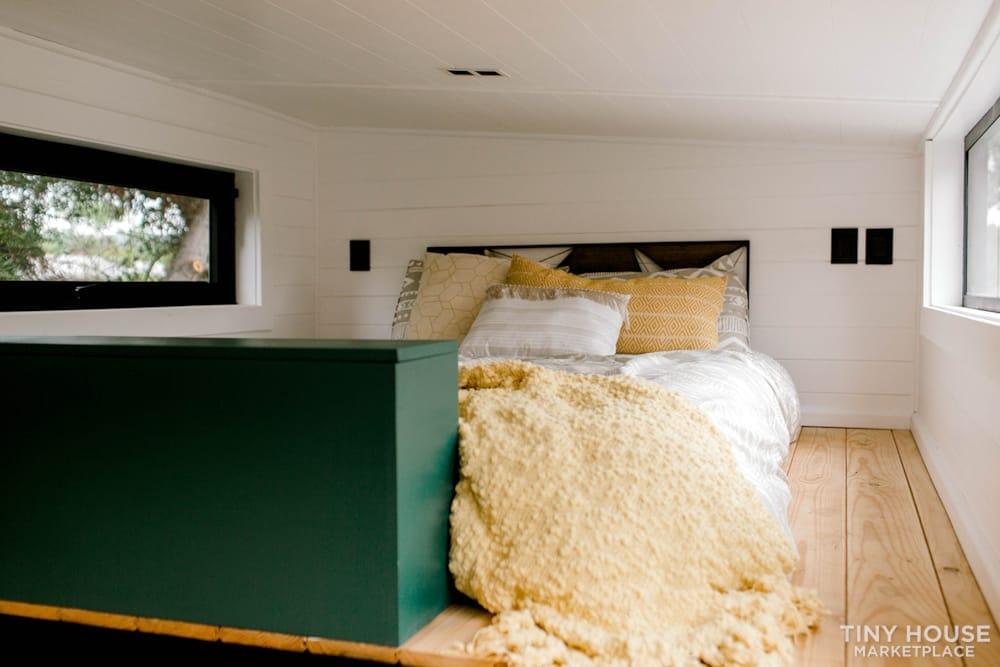 24x8 Luxury Tiny Home on Wheels - Tiny Topanga - Slide 10