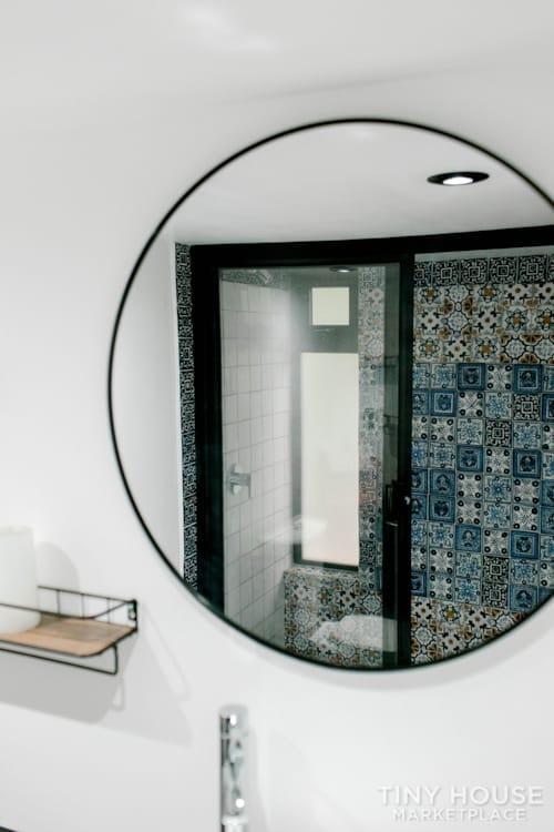 24x8 Luxury Tiny Home on Wheels - Tiny Topanga - Slide 14