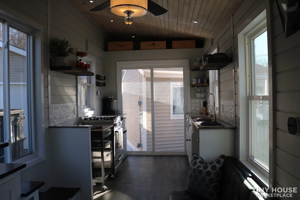 26' Smart Tiny Home on Wheeles - Slide 3
