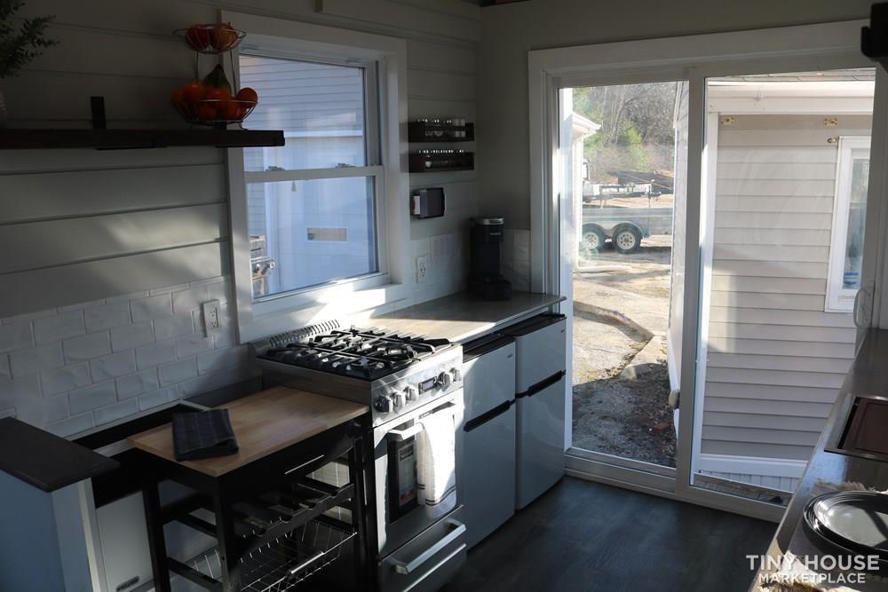 26' Smart Tiny Home on Wheeles - Slide 6