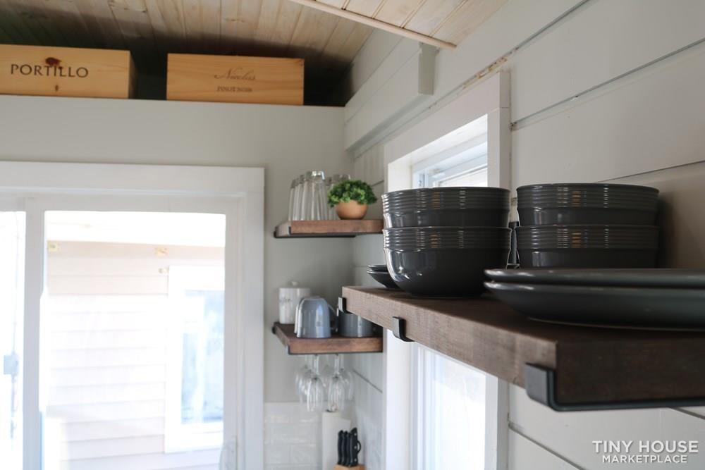 26' Smart Tiny Home on Wheeles - Slide 7