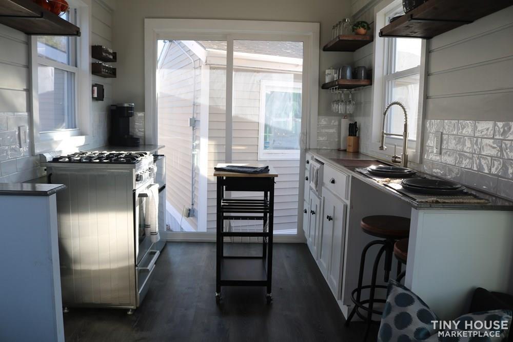 26' Smart Tiny Home on Wheeles - Slide 11