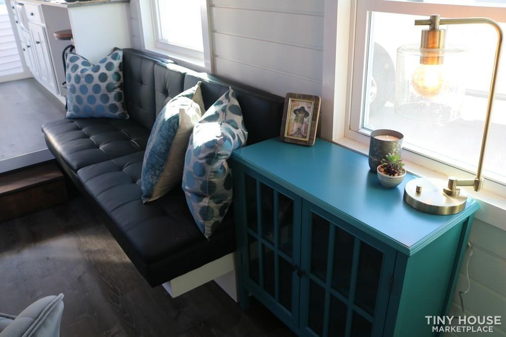 26' Smart Tiny Home on Wheeles - Slide 13