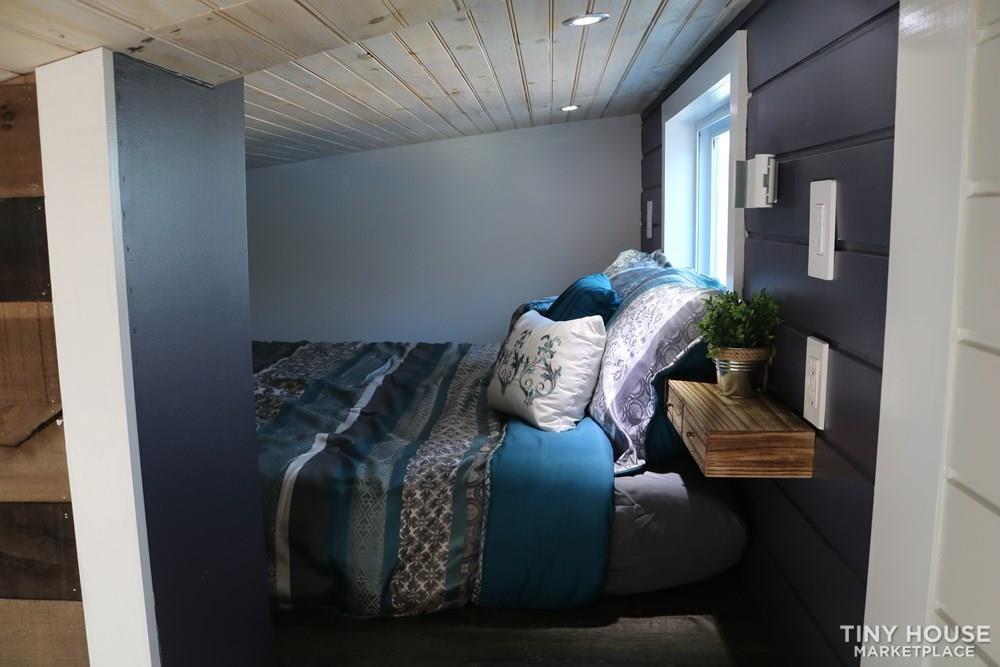 26' Smart Tiny Home on Wheeles - Slide 22