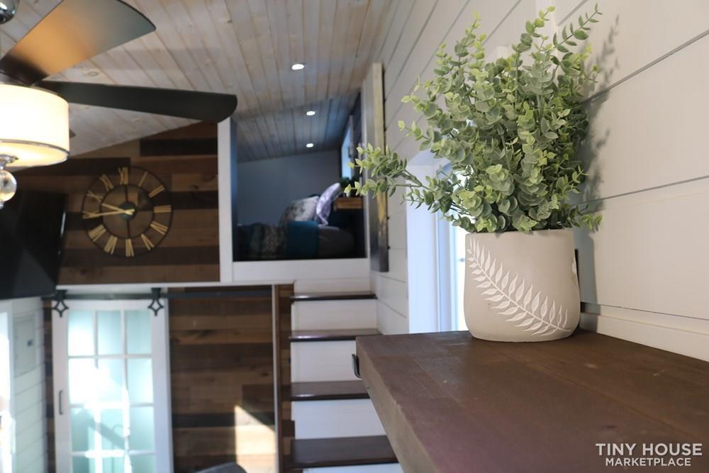 26' Smart Tiny Home on Wheeles - Slide 26