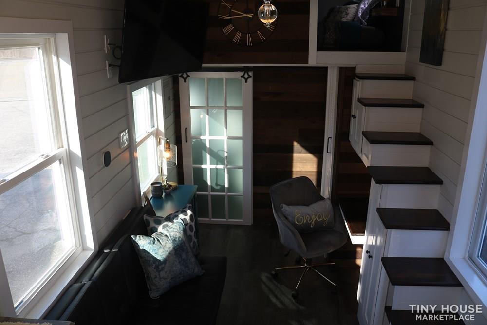 26' Smart Tiny Home on Wheeles - Slide 27