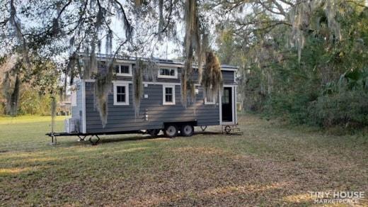 26' Tumbleweed Tiny House RVIA Certified, Customized with 3 sleeping areas
