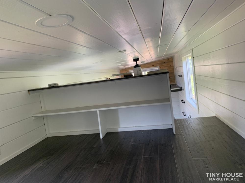 26ft Modern Farm Tiny House on Wheels - Slide 3