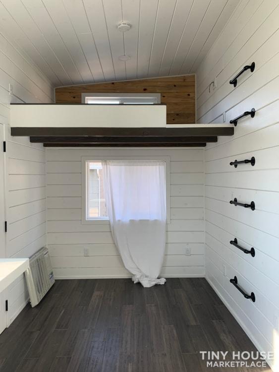26ft Modern Farm Tiny House on Wheels - Slide 4