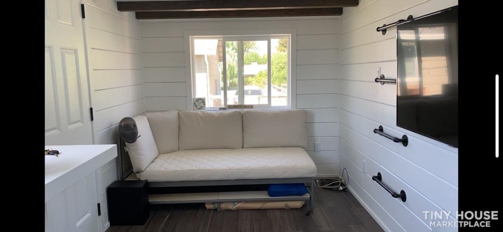 26ft Modern Farm Tiny House on Wheels - Slide 15