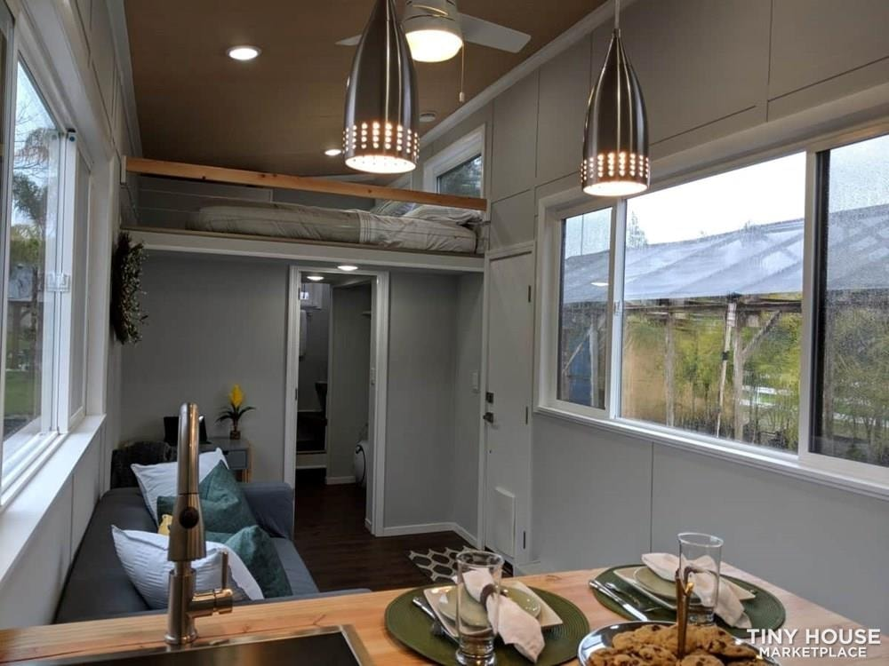 28' Modern and Spacious Tiny House on Wheels in a great location - Slide 3