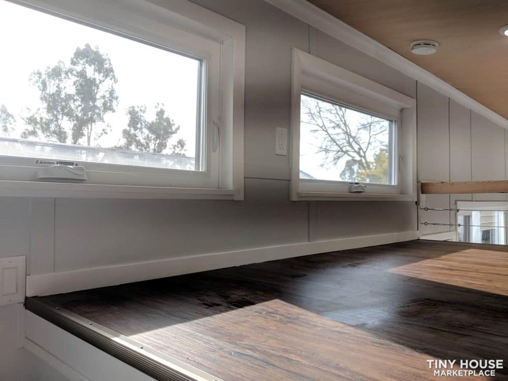 28' Modern and Spacious Tiny House on Wheels in a great location - Slide 10
