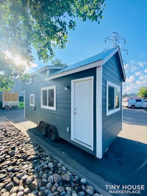 20' x 8' Tiny House   No Credit Check   0% Interest Financing - Slide 3