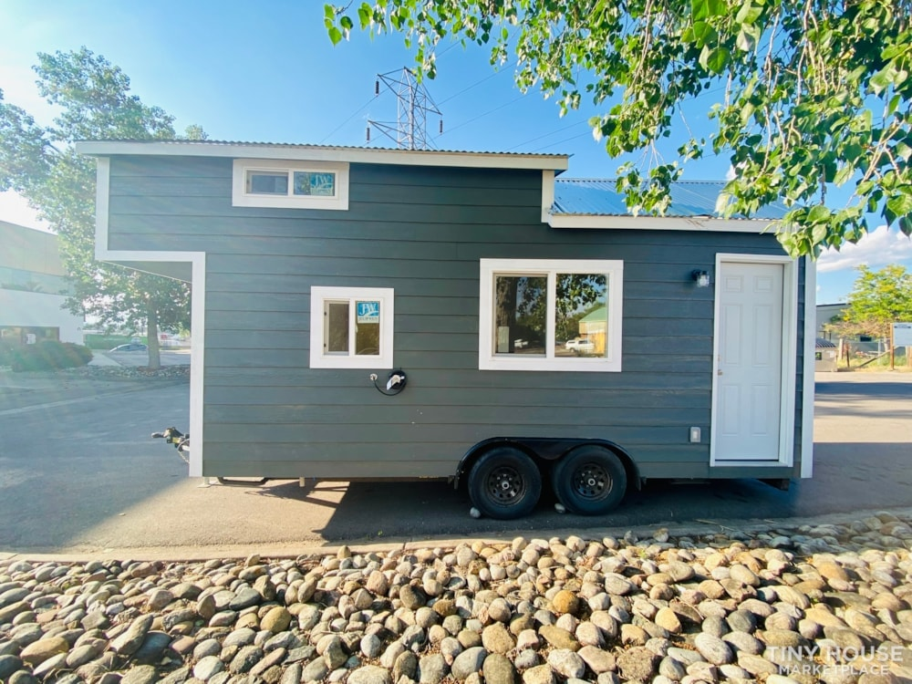 20' x 8' Tiny House   No Credit Check   0% Interest Financing - Slide 4