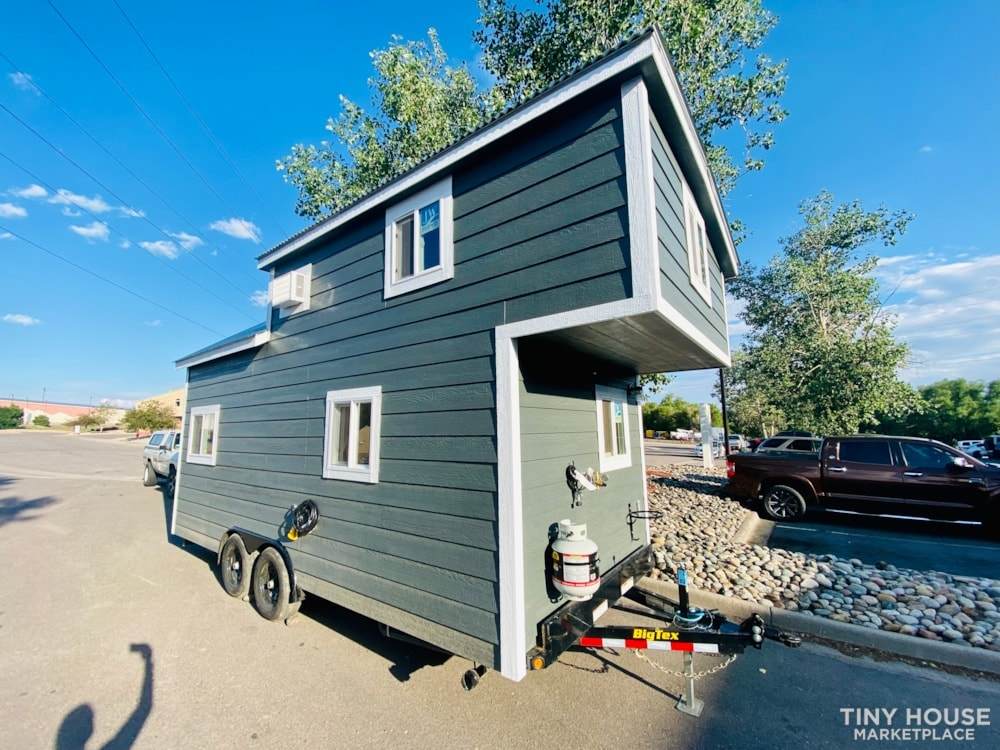 20' x 8' Tiny House   No Credit Check   0% Interest Financing - Slide 5