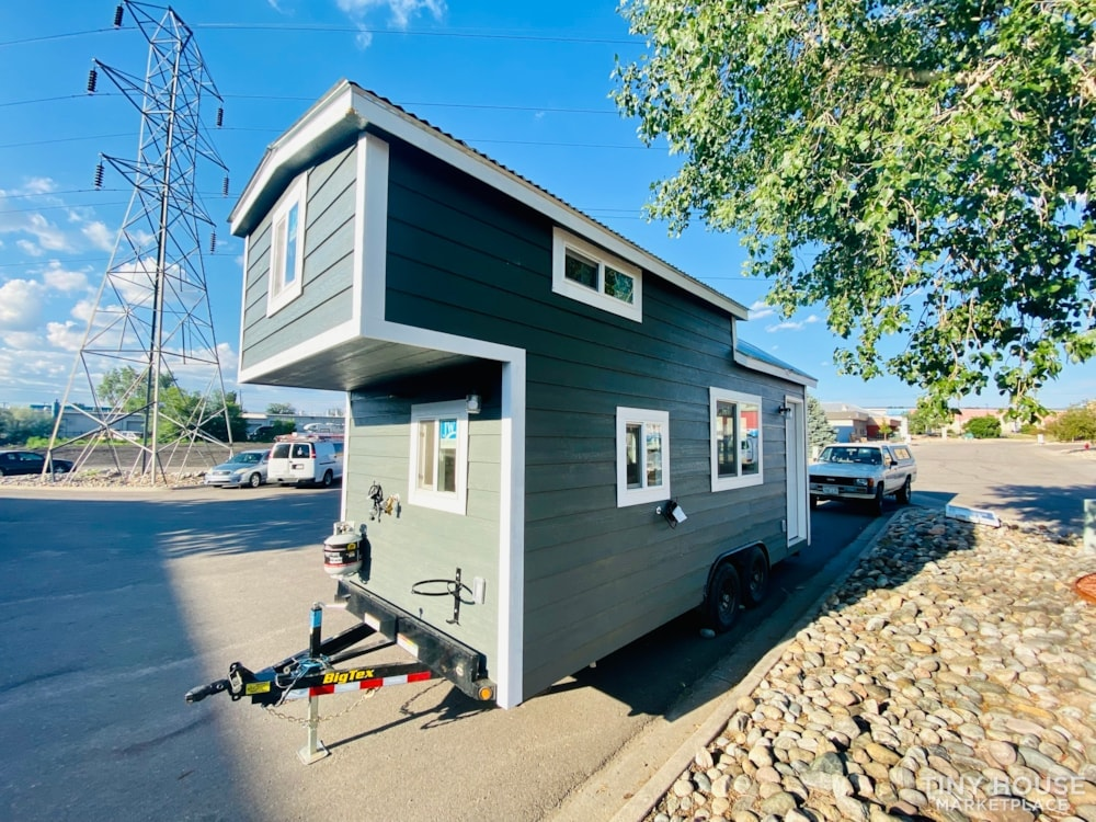 20' x 8' Tiny House   No Credit Check   0% Interest Financing - Slide 6