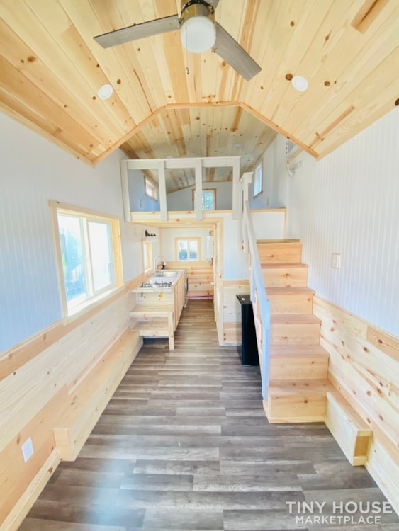 20' x 8' Tiny House   No Credit Check   0% Interest Financing - Slide 7