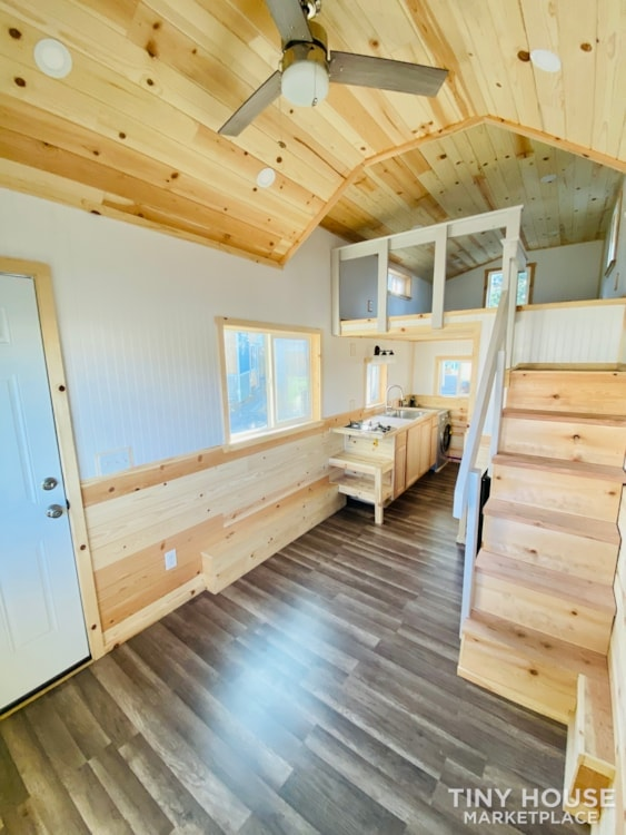 20' x 8' Tiny House   No Credit Check   0% Interest Financing - Slide 8