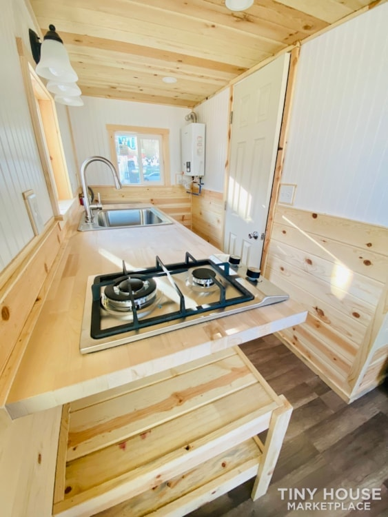 20' x 8' Tiny House   No Credit Check   0% Interest Financing - Slide 11
