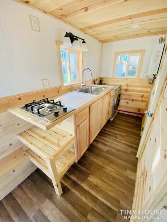 20' x 8' Tiny House   No Credit Check   0% Interest Financing - Slide 13