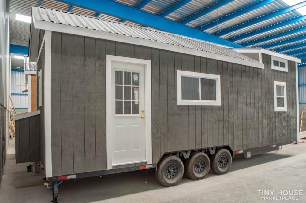 28ft Lisa Tiny Home on Wheels  - Slide 1
