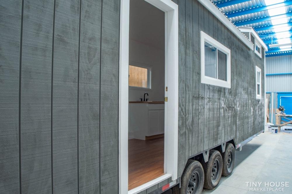 28ft Lisa Tiny Home on Wheels  - Slide 2