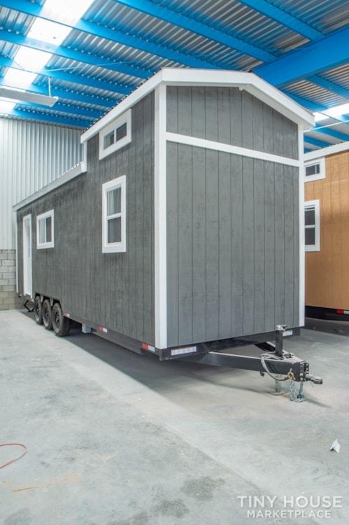28ft Lisa Tiny Home on Wheels  - Slide 3