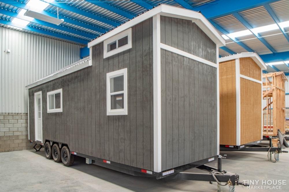 28ft Lisa Tiny Home on Wheels  - Slide 4