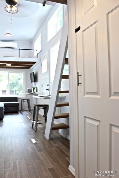 30' Humble Shack Tiny House on Wheels - Slide 8