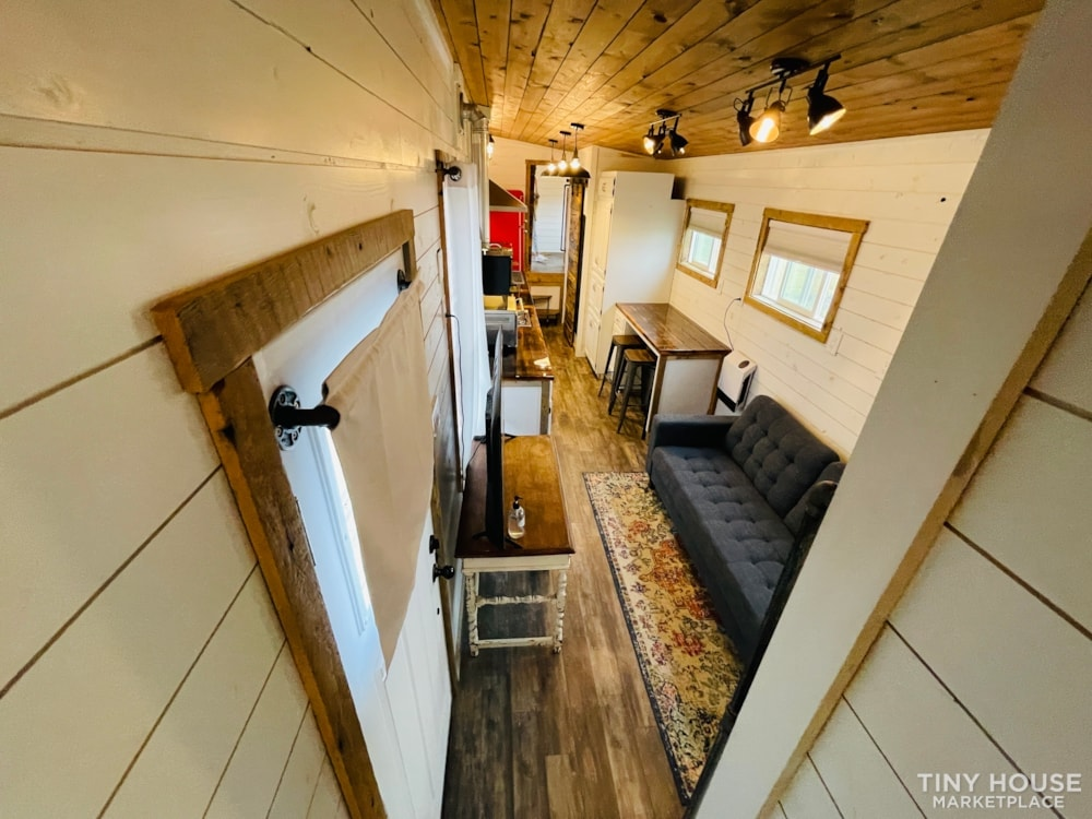 320 SqFt Home Style Sweet Tiny Home - Slide 32