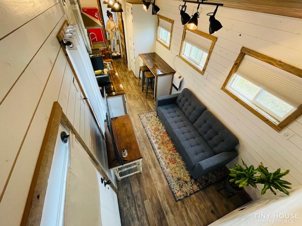 320 SqFt Home Style Sweet Tiny Home - Slide 33