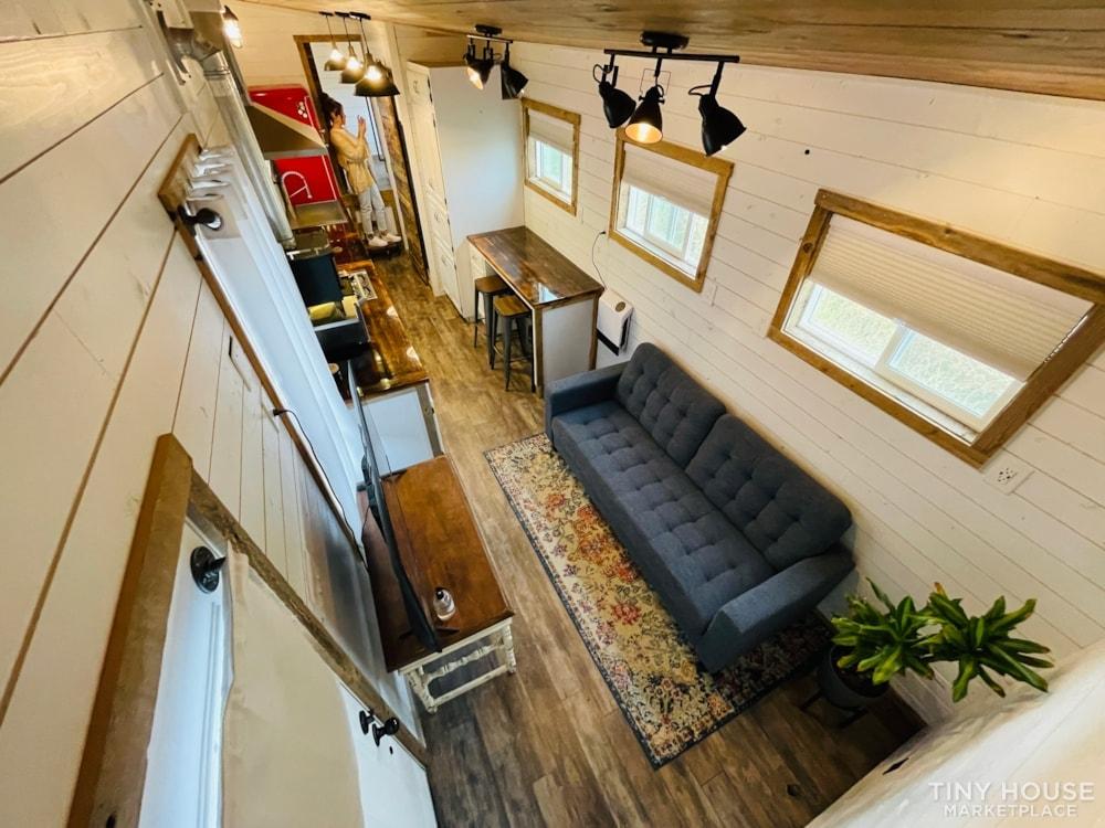 320 SqFt Home Style Sweet Tiny Home - Slide 34
