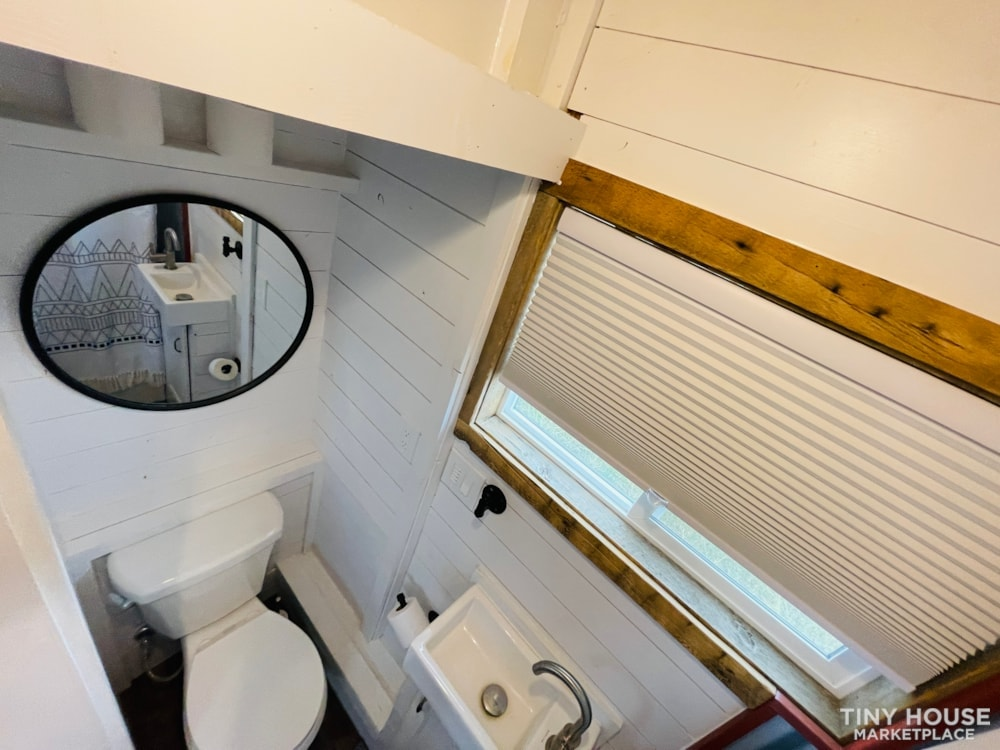 320 SqFt Home Style Sweet Tiny Home - Slide 43