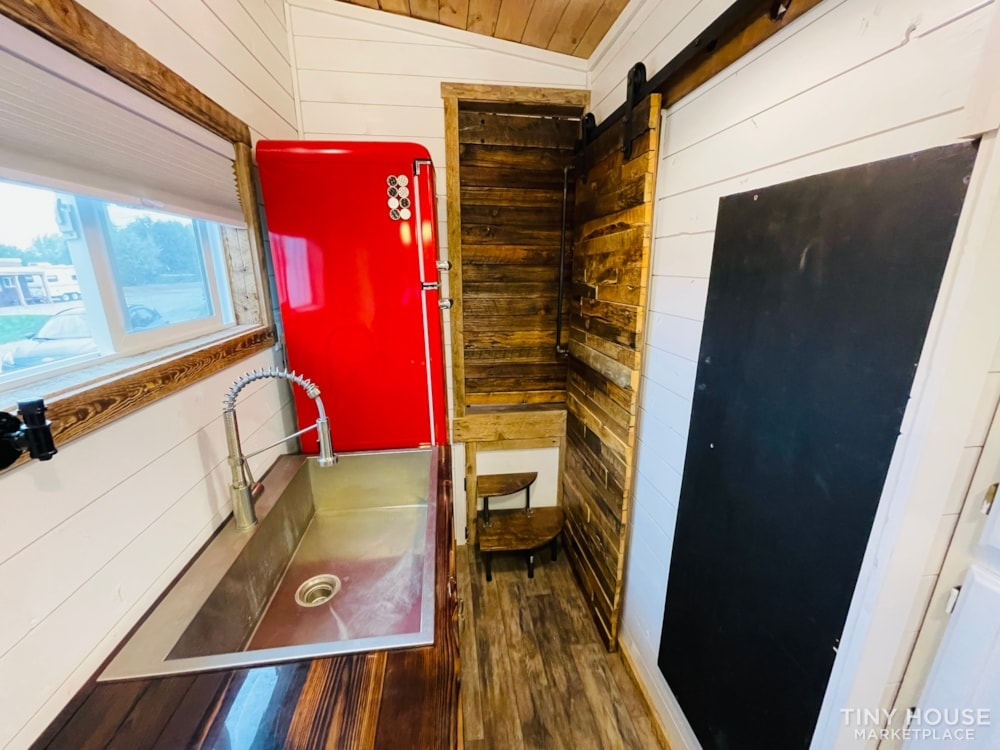 320 SqFt Home Style Sweet Tiny Home - Slide 47