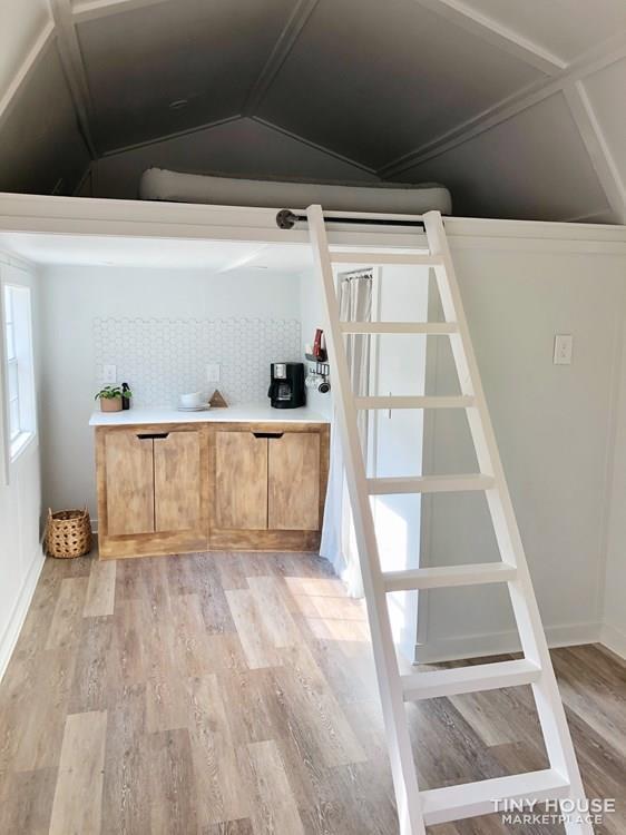 320 sqft Shed Conversion – Tiny House - Slide 3