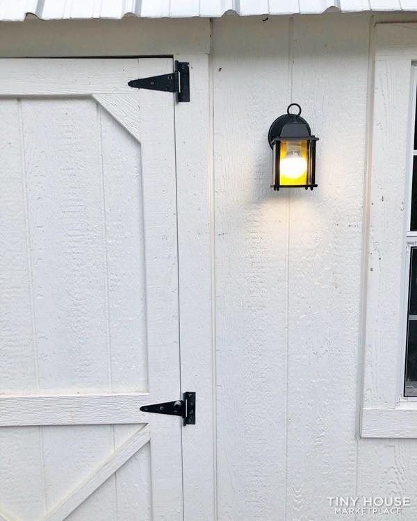 320 sqft Shed Conversion – Tiny House - Slide 6