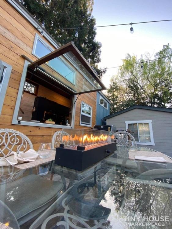 34' Dream Luxury Tiny Home/Tiny House on Wheels - Slide 10