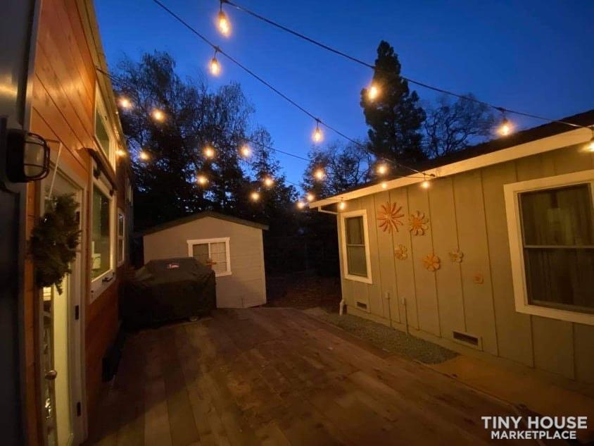 34' Dream Luxury Tiny Home/Tiny House on Wheels - Slide 11