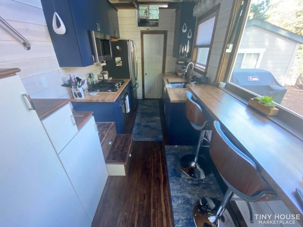 34' Dream Luxury Tiny Home/Tiny House on Wheels - Slide 13