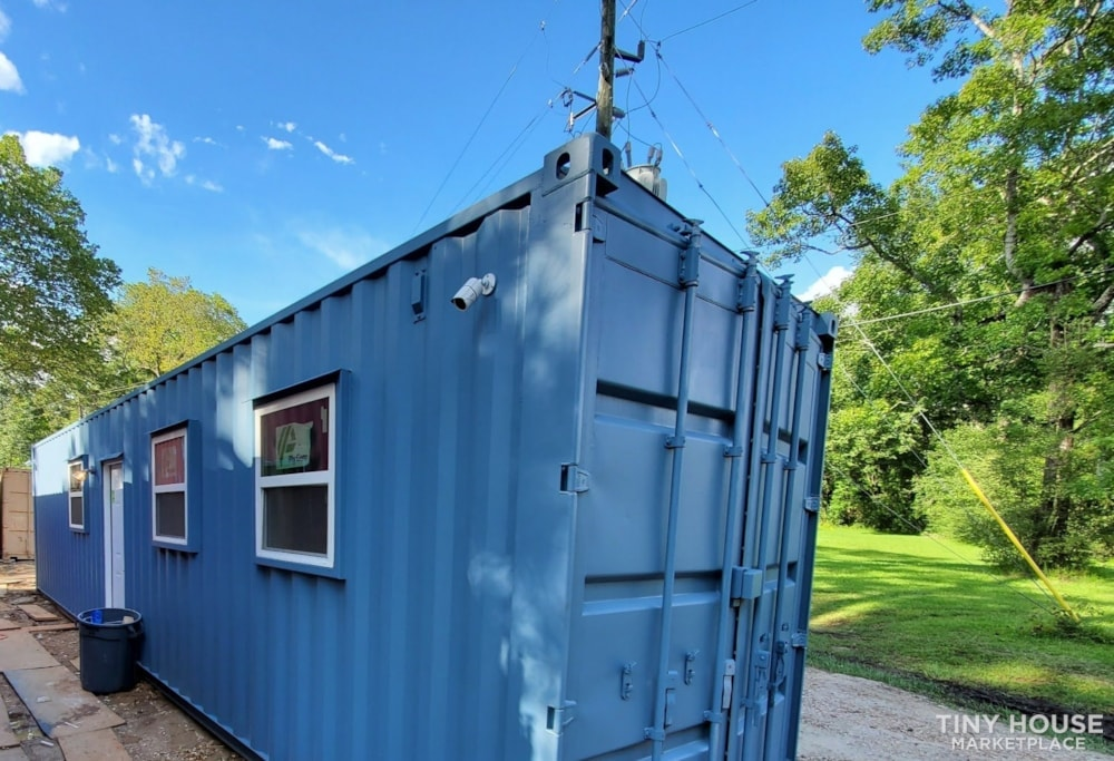 """40 ft Container - """"The Birch"""" Model - Slide 1"""