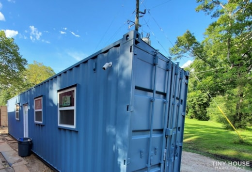 """40 ft Container - """"The Birch"""" Model"""
