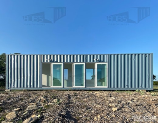 """40 ft Container - """"The Cedar"""" Model"""