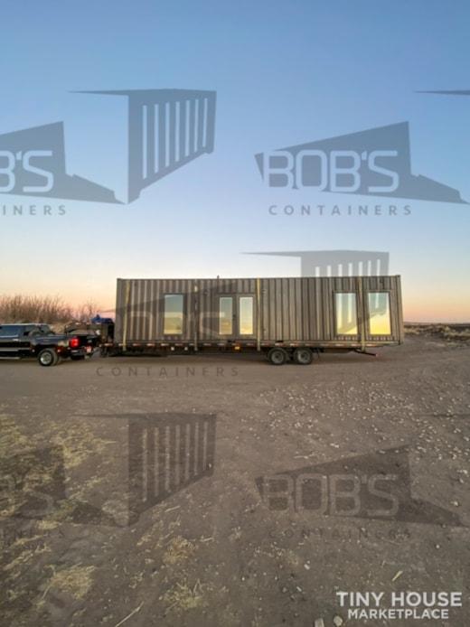 """40 ft Container - """"The El Dorado"""" Model"""