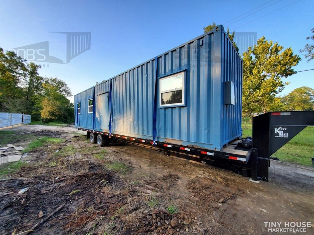 "40 ft Container - ""The Elgin"" Model - Slide 1"