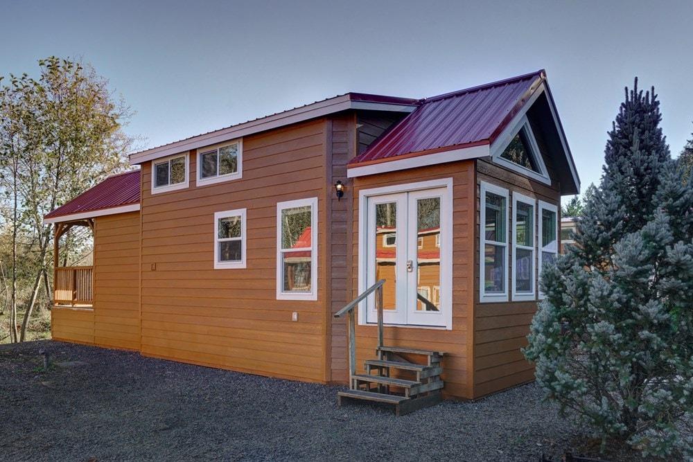 40x10 Tiny Home, Salem, OR - Slide 1