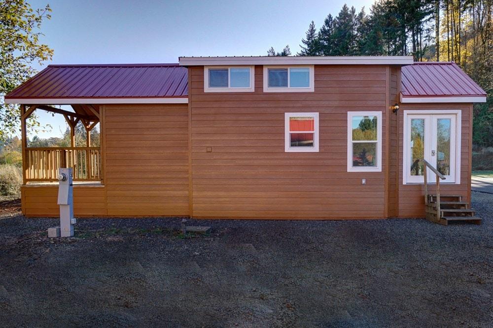 40x10 Tiny Home, Salem, OR - Slide 2