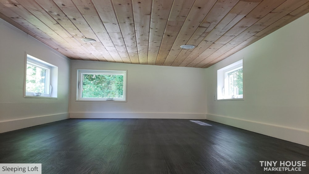 42' Tiny House on Wheels, Optional Parking Spot on 15 Acres in Olympia, WA  - Slide 15