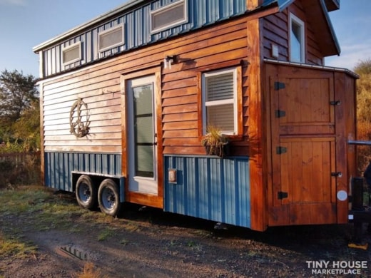 8'x20' Tiny home